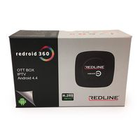 купить REDROID 360 (Android BOX) в Кишинёве