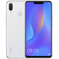 Huawei P Smart Plus 2019 4+64Gb Duos,White