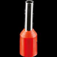 NET-E1508 Е-гильзы НШВИ красн. (100 шт/упак)