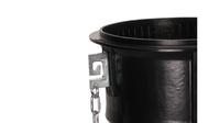 "Звено мусоропровода резиновое прямое ""RUBCHUTE"" 110 cm"
