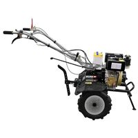 Motocultivator WORKER 105 DE