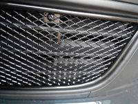 Алюминиевая сетка - Защита радиатора Nissan.