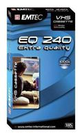 Кассета видео Emtec E240 EQ