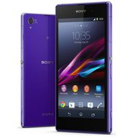 Sony Xperia Z1 (C6903) Purple + Dock Station