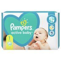 Pampers подгузники New Baby 1, 2-5 кг. 43шт