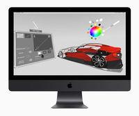 "27"" APPLE iMac Pro"