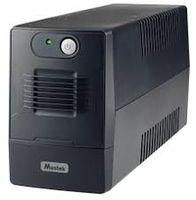 """UPS MUSTEK PowerMust 800 EG Line Interactive LED (850VA / 480W), Schuko(2), AVR, """"800-LED-LIG-T10"""""""
