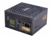 Power Supply ATX 650W Seasonic Prime Ultra 650 80+ Gold, Fully Modular, Fanless until 40 % load
