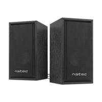 Колонки 2.0 Natec Panther, 6 Вт, Black