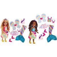 """Кукла Barbie """"Волшебное перевоплощение Челси с Дримтопии"""" (в асс.)"""