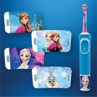 Электрическая зубная щетка Oral-B Braun Kids Vitality D100 Frozen