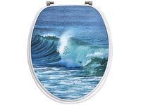 Сиденье для унитаза Tendence Ocean, MDF