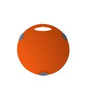 Tocator plastic (32*32 cm)