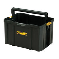 Ящик для инструмента DEWALT TSTAK Tote DWST1-71228