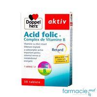 Acid Folic + Complex de Vit.B comp. N30 Doppelherz
