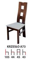 Деревянный стул A73