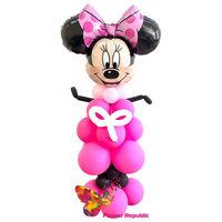 купить Фигура из шаров «Мини Маус» в Кишинёве