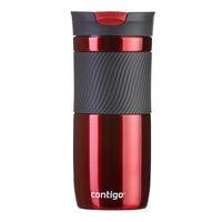 Cana termo Contigo Byron 16 (470 ml), Red, 1000-0577