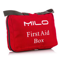 Аптечка Milo First Aid Box, red, AID