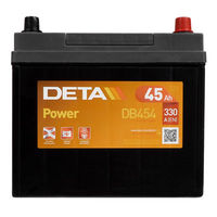 DETA DB454 Power