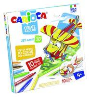 Carioca Create&Color Jet Junior 3D (42904)