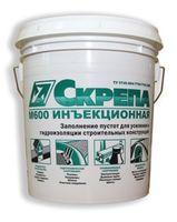 Гидроизоляционный ремонтный материал СКРЕПА М600