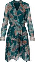 Платье ORSAY Зеленый с принтом 442141