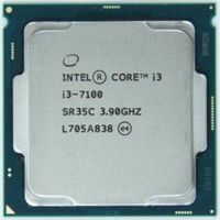 Intel Core i3-7100 3.9GHz Tray