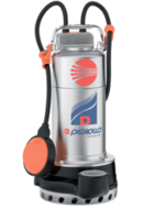 Dm30-n pompă de drenaj pentru canalizare (3 mm) Pedrollo