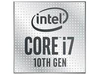 Intel Core i7-10700KF 3,8-5,1 ГГц ЦП (8C / 16T, 16 МБ, S1200, 14-нм, без встроенной графики, 125 Вт) Лоток