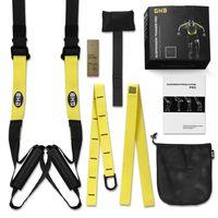 купить Тренировочные петли TRX Suspention Trainer Pro GHB (art.404) в Кишинёве