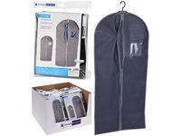 Чехол для одежды 60X130cm тканевый с окном, полиэстер
