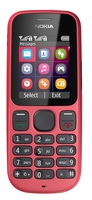 Nokia 101 Duos (Coral Red)
