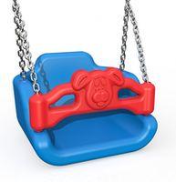 Сиденье для качели пластиковое с защитой PTP 020-03