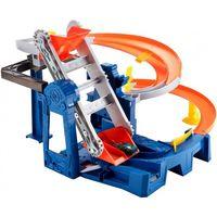 Hot Wheels Игровой набор Гонки на фабрике