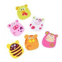 BabyOno Игрушки - присоски для ванной, 6 штук