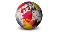 Мяч футбольный Street  Party N5