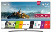 """55"""" LED TV LG 55UJ670V, Titan (3840x2160 UHD, SMART TV, PMI 1900Hz, DVB-T2/C/S2) (55"""" IPS, Titan, 4K 3840x2160, PMI 1900Hz, SMART TV (WebOS 3.5), 4 HDMI, 2 USB (foto, audio, video), WiFi 802.11 ac, DVB-T2/C/S2, OSD Language: ENG, RU, RO, Speakers 2x10W, 16Kg, VESA 300x300)"""