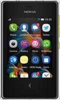 Nokia Asha 502 Dual Sim (Yellow)