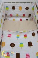 Комплект постельного белья Happy Baby Ice-cream (6 ед.)