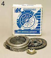 Комплект сцепления ВАЗ 2110-2112