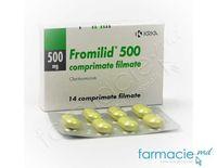 Фромилид, табл. в оболочке 500 мг N14