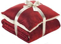 Dormeo Set Warm Hug Red 130x190