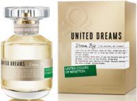 Benetton United Dreams Dream Big EDT 80ml