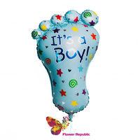 """cumpără Baloane """"Talpita Bebelus Its'a a Boy/ It's a girl"""" în Chișinău"""