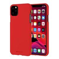 Чехол ТПУ Mercury iPhone XS Max , Red