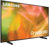 TV LED Samsung UE50AU8000UXUA, Black