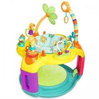 Bright Starts Centru de activități Springin Safari Bounce-A-Round