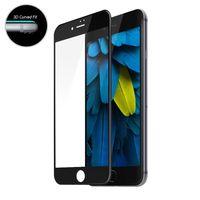 Защитное стекло Full Cover (3D) iPhone 8, Black