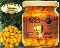 Кукуруза CUKK (сладкая кукуруза)125 гр.